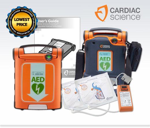 Cardiac science aed