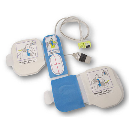 8900-5007 Zoll CPR-D Demo Pads