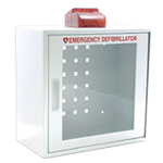 AED Wall Cabinet - Alarm & Strobe