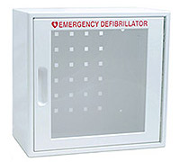 AED Package - Wall AED Cabinet (Standard)