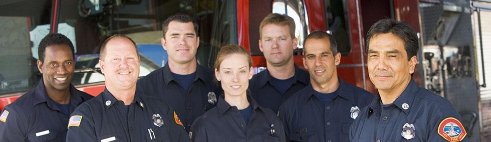 Defibrillators for Fire Rescue Departments & EMS Professionals