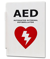 AED Package - Double Sided AED Sign
