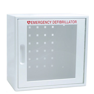 Standard Wall AED Cabinet