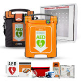 Cardiac Science Powerheart G5 Complete AED Defibrillator Package