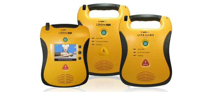 Defibtech AED: A Vital Response During Sudden Cardiac Arrest