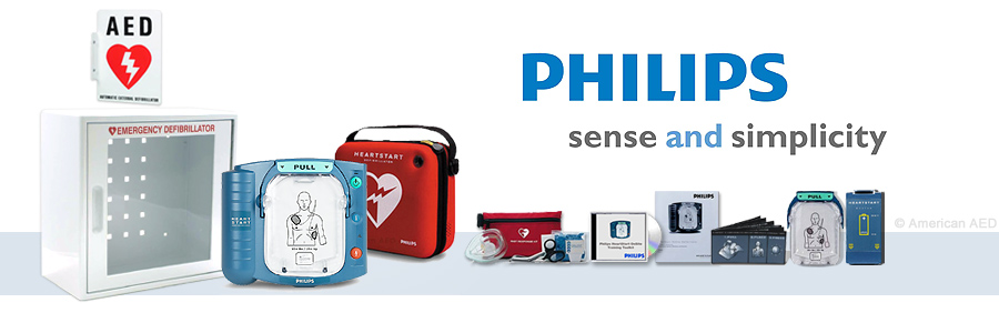 Philips HeartStart OnSite - Business Package