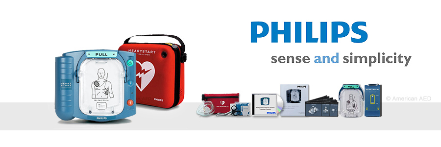 Philips HeartStart OnSite AED - M5066A-C01