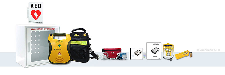 Defibtech Lifeline AED - Business Package