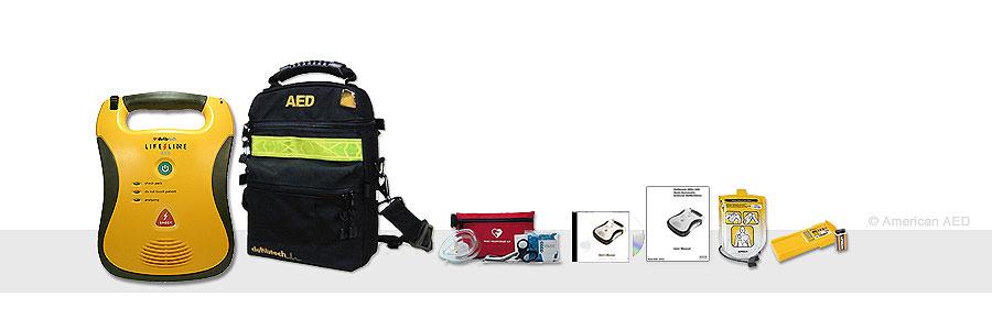 Defibtech Lifeline AED - DCF-100-110
