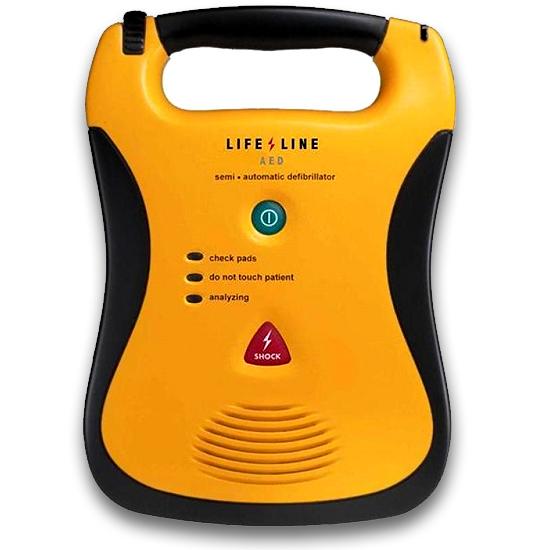 Defibtech Lifeline AED Accessories