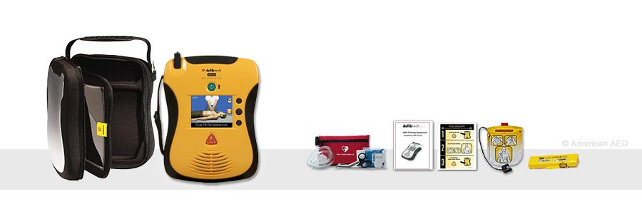 Defibtech Lifeline View - DCF-A2310EN - Refurbished / Recertified