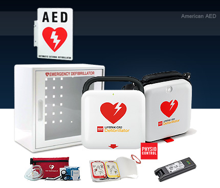AED For Healthcare Industry - LIFEPAK CR2