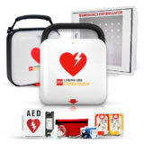 Stryker / Physio-Control CR2 Complete AED Defibrillator Package