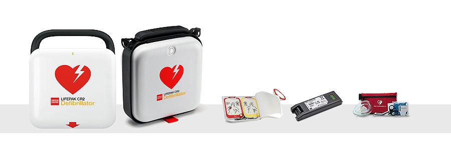 Physio-Control LIFEPAK CR 2 Defibrillator