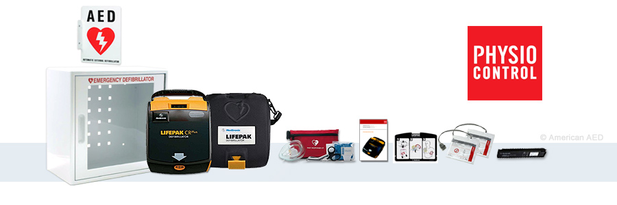 Physio Control LIFEPAK CR Plus - Business Package