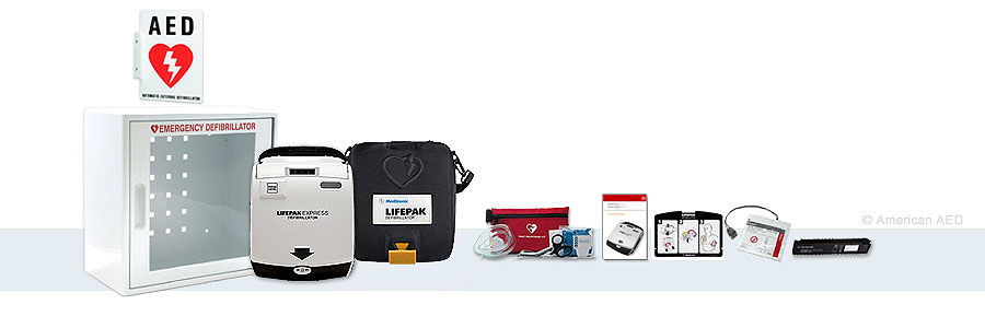 Physio Control LIFEPAK Express - Business Package