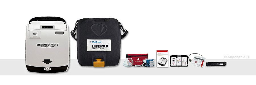 Physio Control LIFEPAK Express - 80427-000134-AME