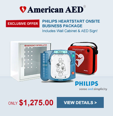 Philips HeartStart OnSite - M5066A-WC280