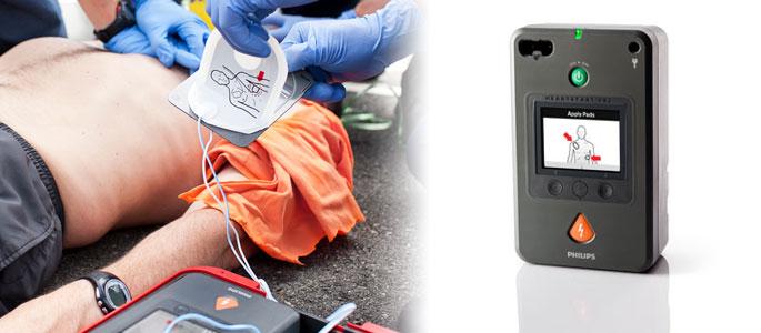 Philips Heartstart FR3 AED Offers Simplified Alternative