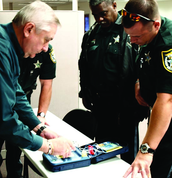 Philips HeartStart FRx - Police Officers AED / CPR Training
