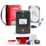 Philips Heartstart FR3 AED Defibrillator