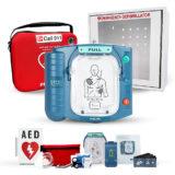 Philips HeartStart OnSite Complete AED Defibrillator Package