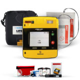Physio-Control LIFEPAK 1000 AED Machine