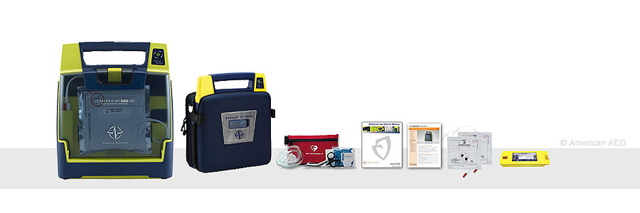 Cardiac Science Powerheart AED G3 Plus - 9390A-1001P