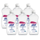 Purell Gel Hand Sanitizer 12.6 FL Oz Dawn Bottle