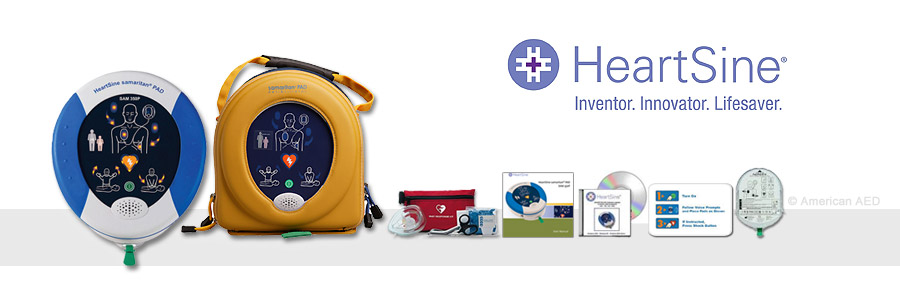 AED Package for Aviation / Air Craft / Airplane