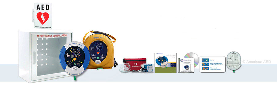 AED Package for Gyms & Fitness Studios