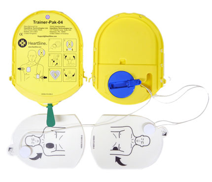 Samaritan PAD 350P & 450P Trainer Battery/Electrode Pak