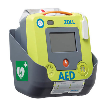 ZOLL AED 3 Universal Wall Mount - No Case