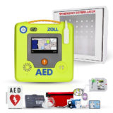 ZOLL AED 3 Complete Defibrillator Package