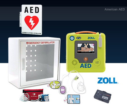 AED For Healthcare Industry - ZOLL AED 3