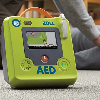 Zoll AED 3 Enhanced CPR Help