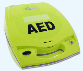 Zoll AED Plus - Front Cover