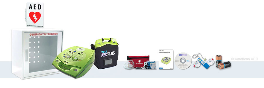 ZOLL AED Plus - Business Package