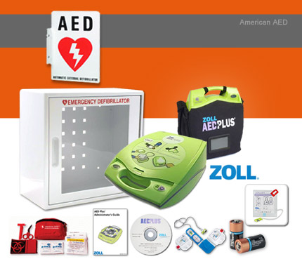 AED For Schools & Athletic Programs | American AED