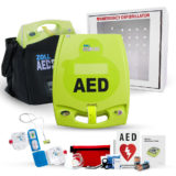 ZOLL AED Plus Complete Defibrillator Package