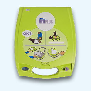 ZOLL AED Plus AED Machine