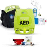 ZOLL AED Plus Defibrillator Machine